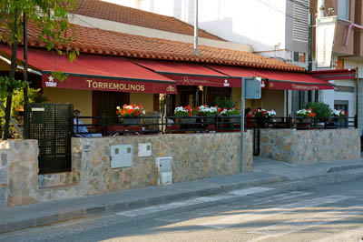 torremolinos restaurante