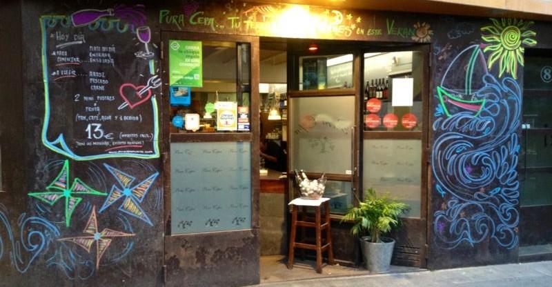 Restaurante pura cepa murcia grasaffinity for 416 americana cuisine