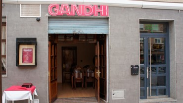 restaurante ghandi murcia