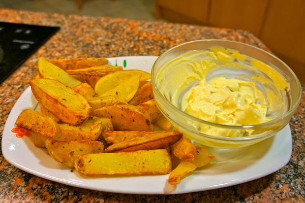 Recetas caseras: Patatas deluxe