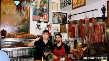 Tapas en Murcia: Parlamento